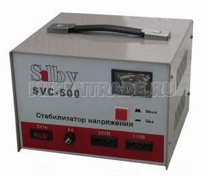 Solby (Солби) SVC-500 однофазный стабилизатор напряжения - Интернет...
